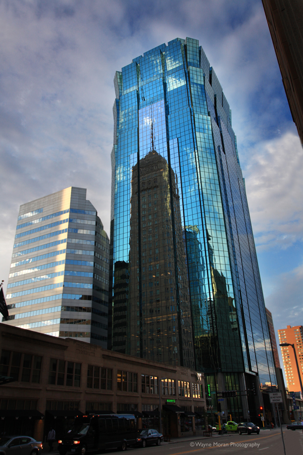Minneapolis Skyline Photography Foshay Tower ATT Tower
