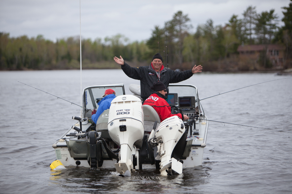 Minnesota governor 39 s fishing opener 2015let there be light for Minnesota fishing trips