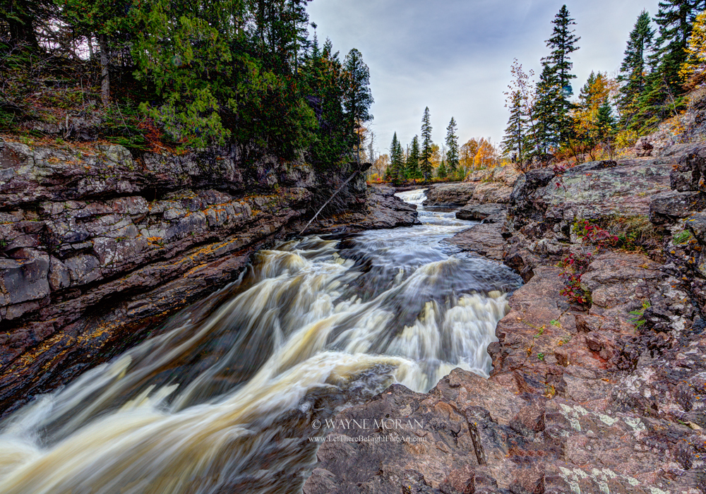 Temperance River State Park Autumn Photography on the North Shore of Lake Superior Minnesota