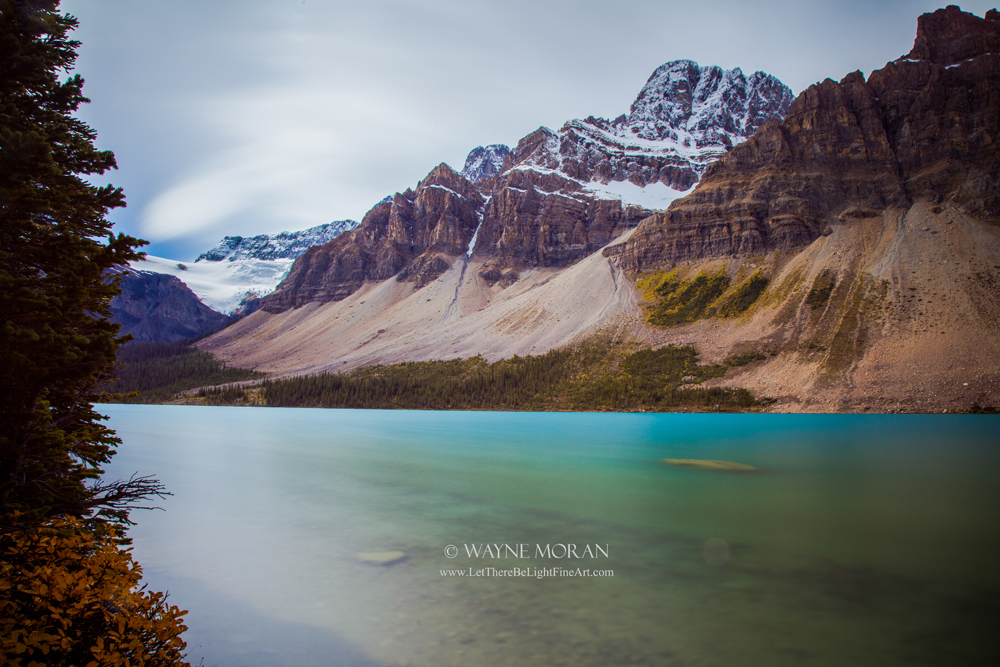 Signed Print Giveaway The Gorgeous Bow Lake - Banff National Park - Canadian Rockies Banff National Park Photography Tour - Jasper National Park Alberta Canada