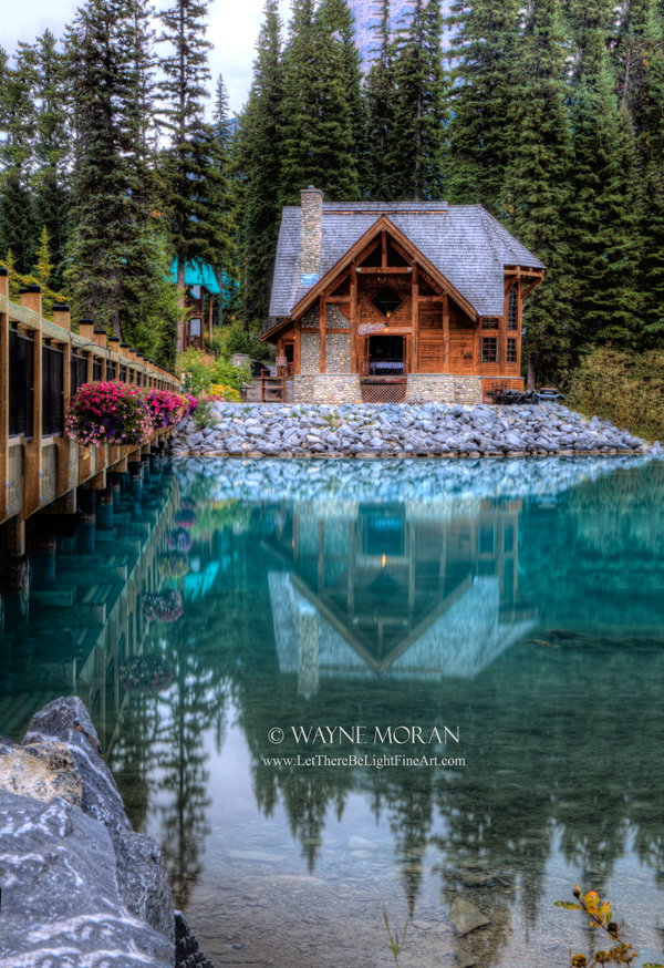 Signed Print Giveaway Emerald Lake Yoho National Park British Columbia Canada - Banff National Park - Canadian Rockies Banff National Park Photography Tour - Jasper National Park Alberta Canada