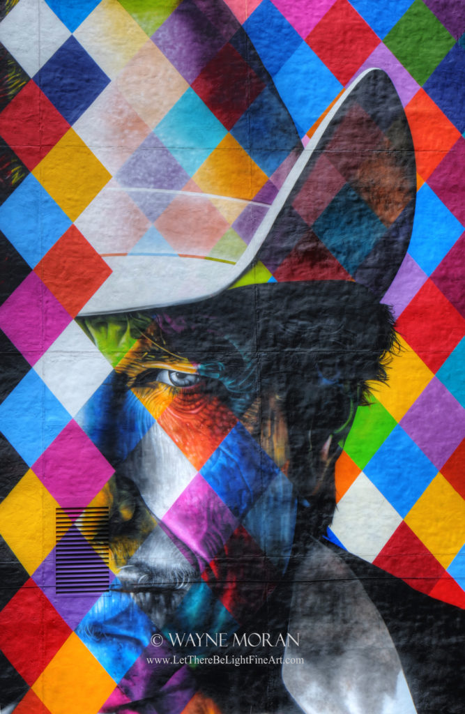 Times They Are A Changing Giant Bob Dylan Mural Minneapolis