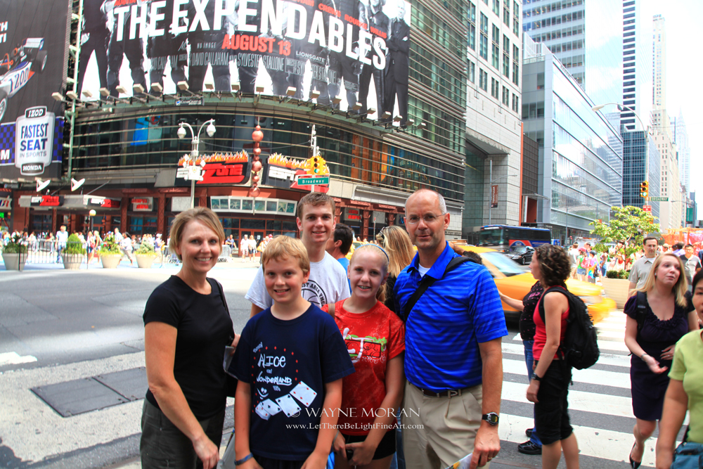 Planning A Family Trip To NYC