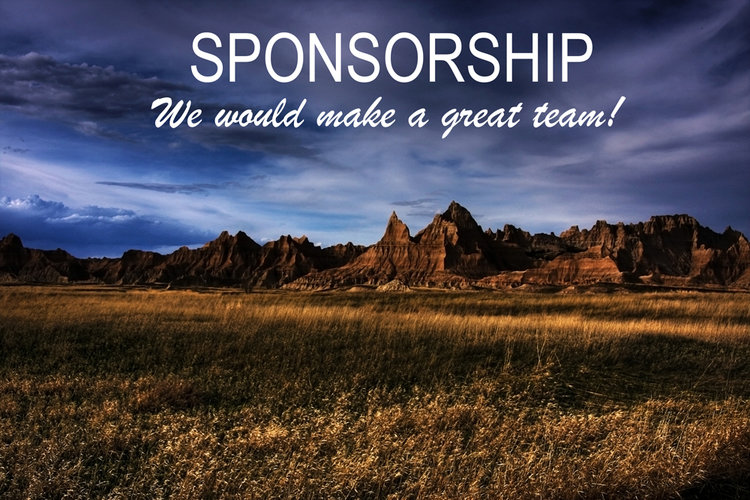 Become a sponsor of Wayne Moran Photography We would make a great team!