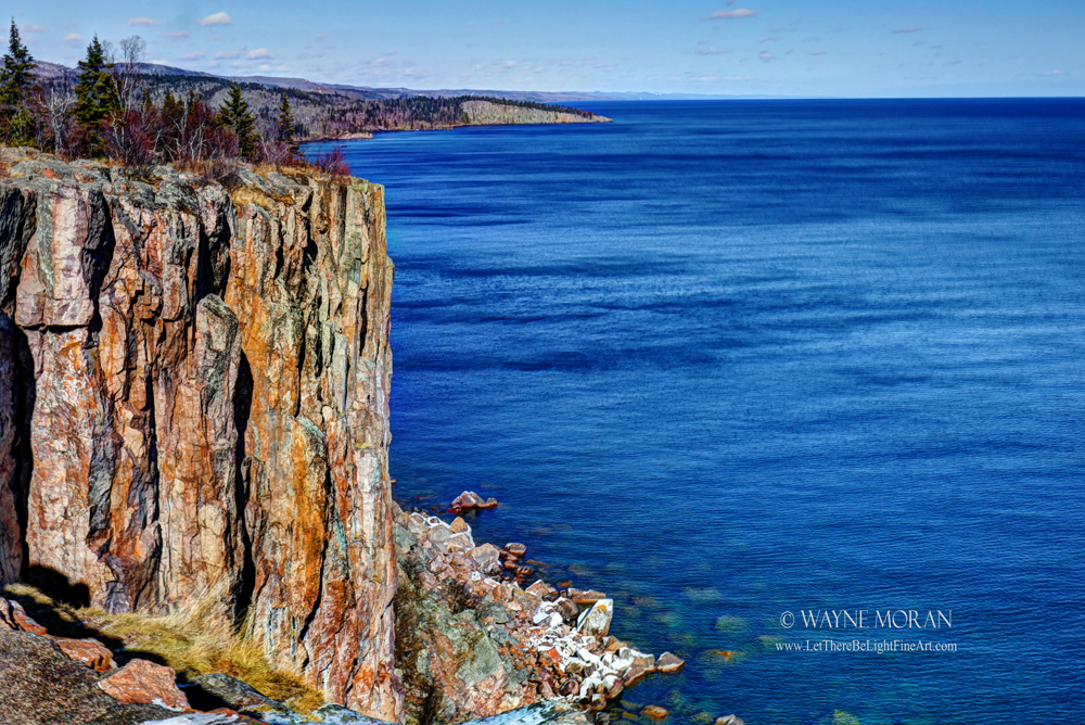 North Shore Lake Superior Winter Weekend - Palisade Head