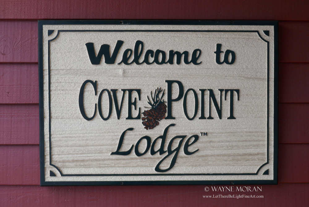 North Shore Lake Superior Winter Weekend - Cove Point Lodge