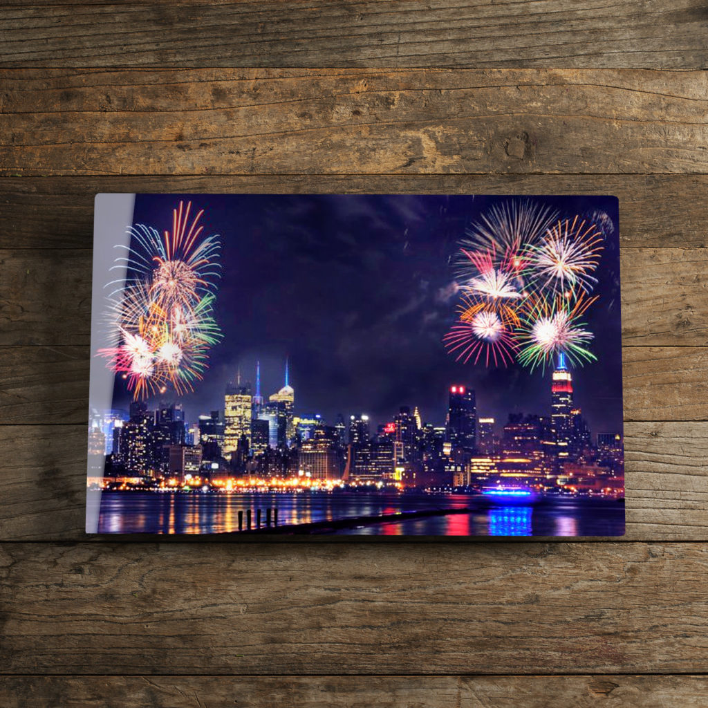 AdoramaPix July 4th Promotion - Win a Metal Wall Photo and a Photo Book