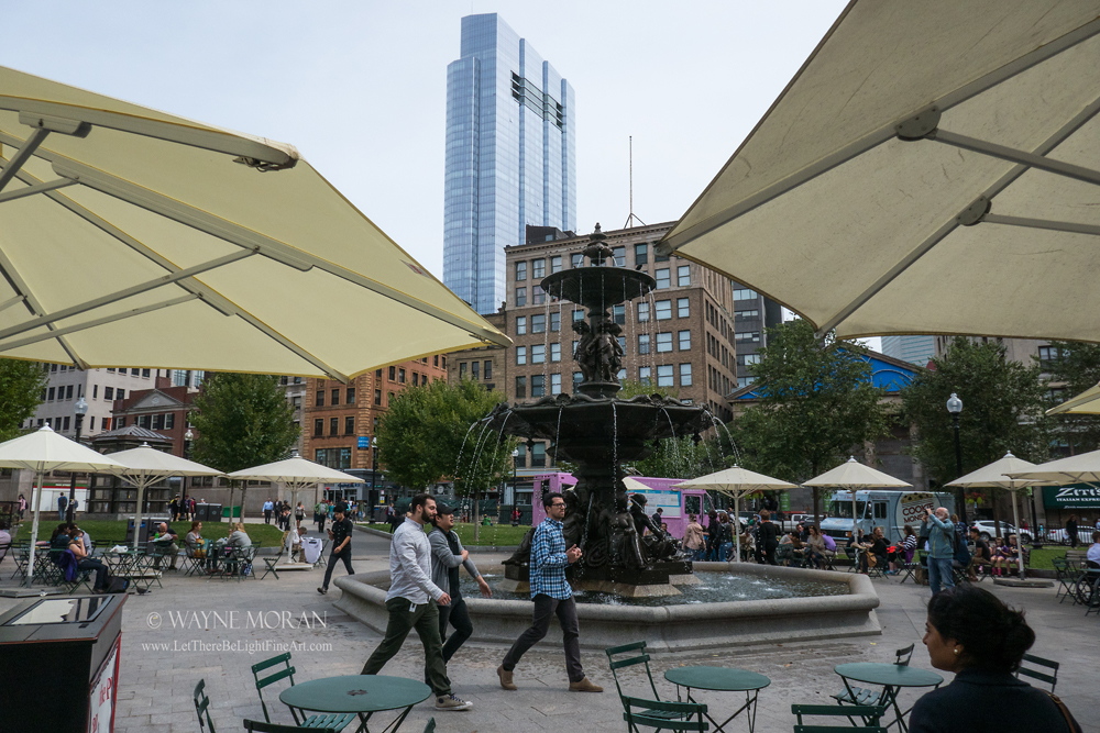 The Best Freedom Trail Boston Travel Tips Brewer Fountain Boston Common
