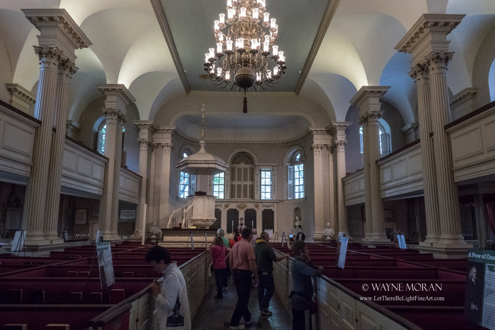 The Best Freedom Trail Boston Travel Tips King's Chapel & Burying Ground