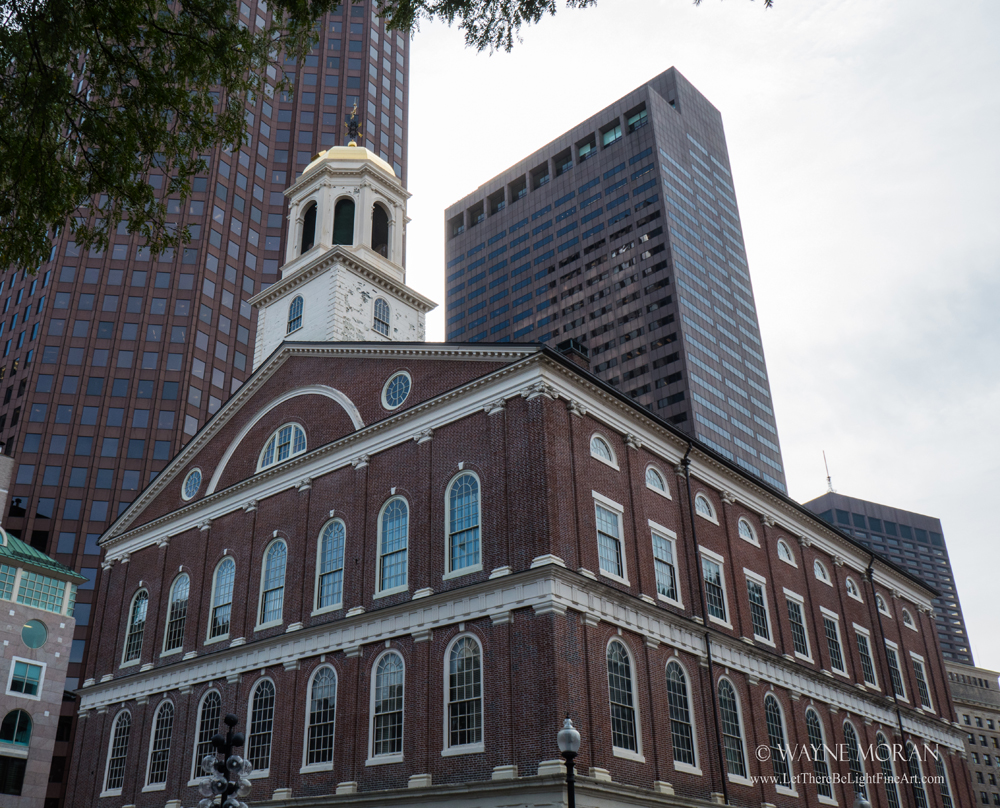 The Best Freedom Trail Boston Travel Tips Faneuil Hall