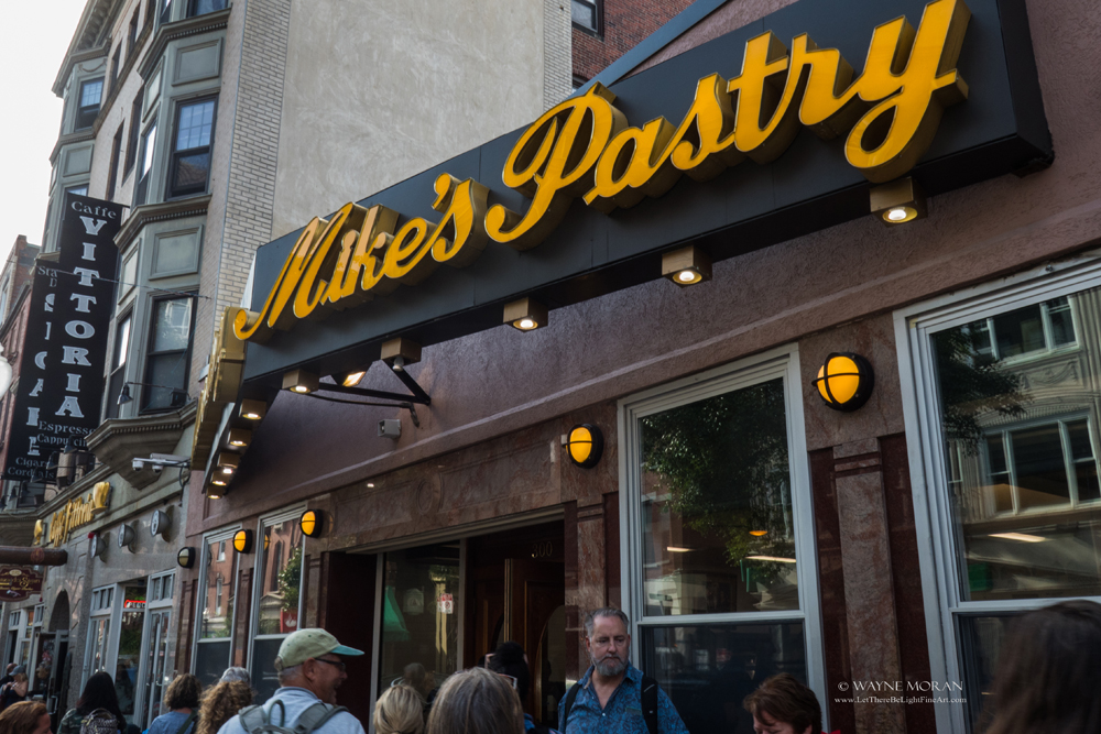 The Best Freedom Trail Boston Travel Tips Boston The North End - Mike's Pastry