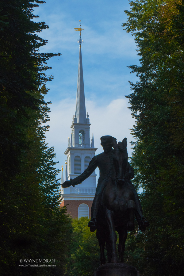 The Best Freedom Trail Boston Travel Tips Old North Church and Paul Revere
