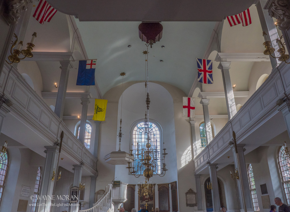The Best Freedom Trail Boston Travel Tips Old North Church