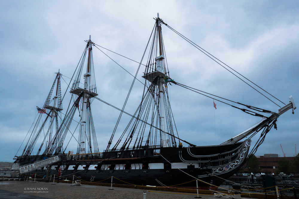 The Best Freedom Trail Boston Travel Tips The USS Constitution