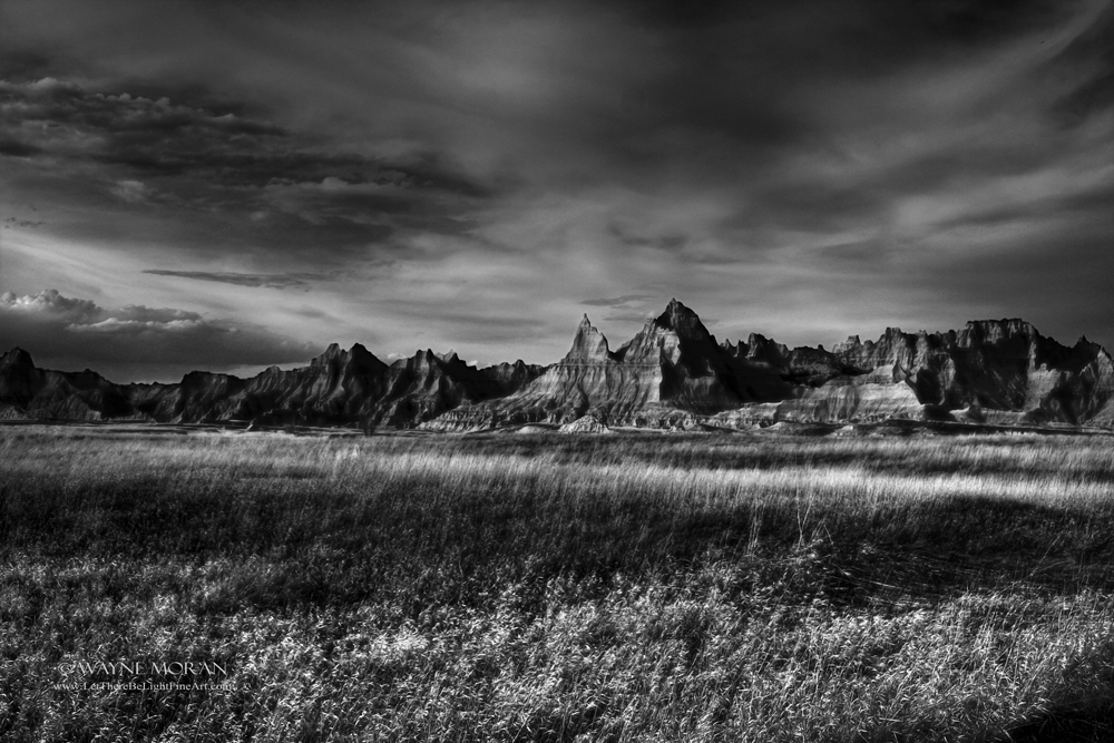 Your Favorite Signed Print Free Giveaway - South Dakota Badlands