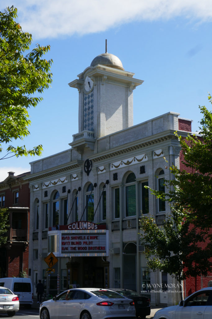 The Old Columbus Theater