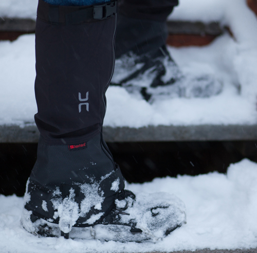 The Hillsound Super Armadillo Gaiters - 7 Best Tips for Winter Photography