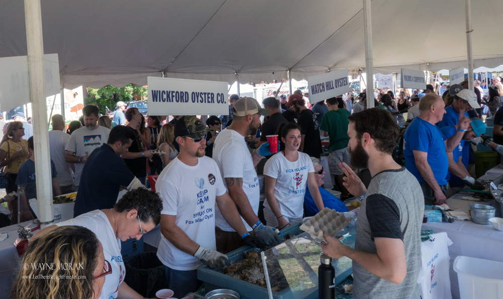 10 Best Reasons Why You Should Visit Rhode Island Rhode Island Oyster Festival - Ocean State Oyster Fest