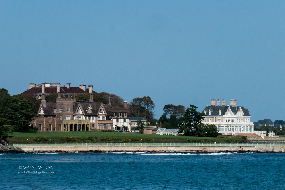 10 Best Reasons Why You Should Visit Rhode Island New Port Cliff Walk - Mansions