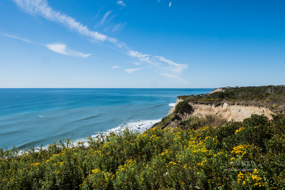 Cliffs of Block Island Near Southeast Light Historic Lighthouse Top 5 Reasons Why You Should Visit Rhode Island