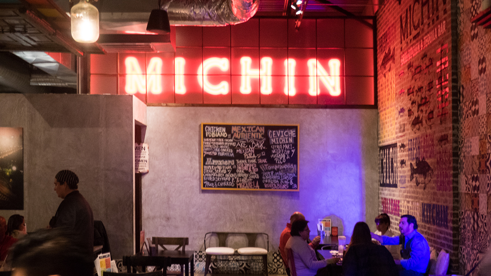 Michin Grill Kitchen And Tequila Bar